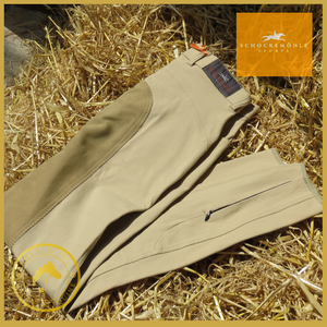 Schockemohle Cashew Breeches - Ladies Breeches Hunting Competition