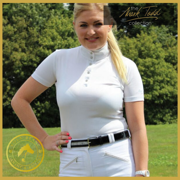 Mark Todd Ladies Dry Fit Competition Shirt - Show Shirt Competition Hunting