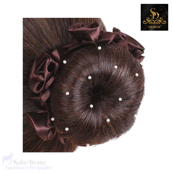 Sd® Brown Pearl Hairnet - Hairnet