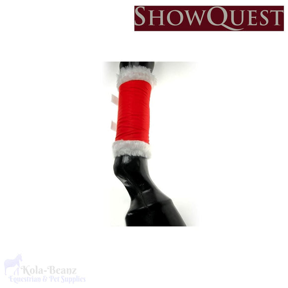 Showquest Christmas Leg Wraps - Christmas