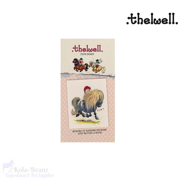 Thelwell 2019 Slim Diary - Diary