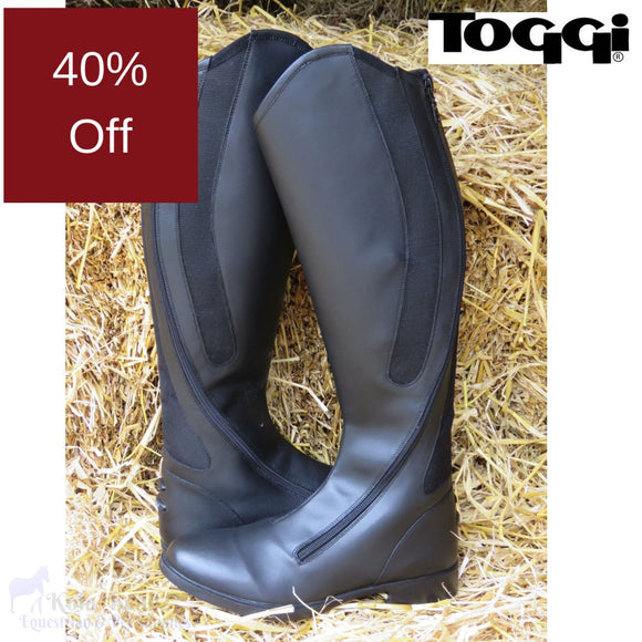 Toggi Cartwright Riding Boot - Riding Boot