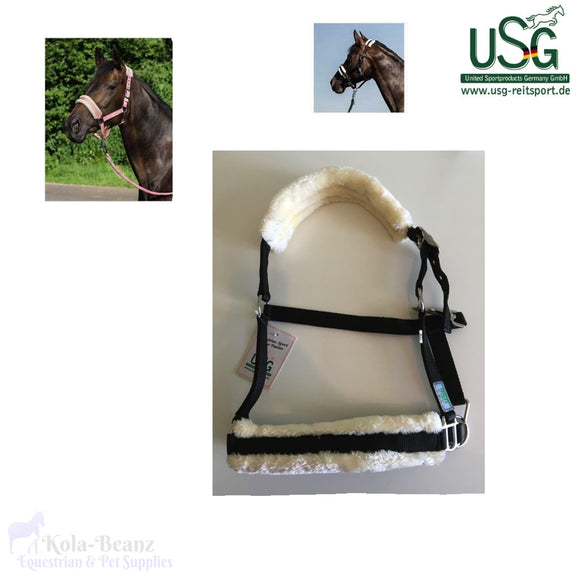 Usg Soft Padded Head Collar - Head Collar