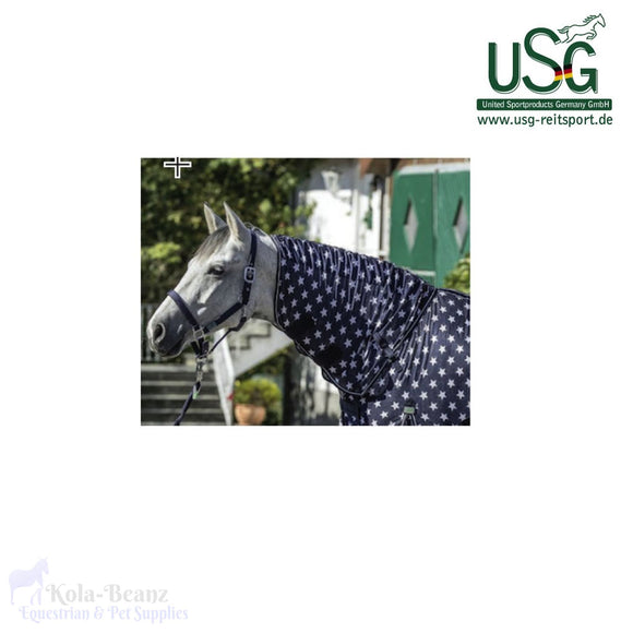 Usg Star Fly Rug - Neck Attachment (M/l)
