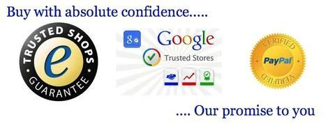 Shop with confidence atdence