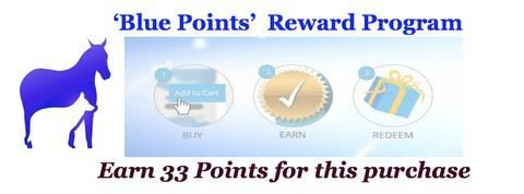 Reward points at