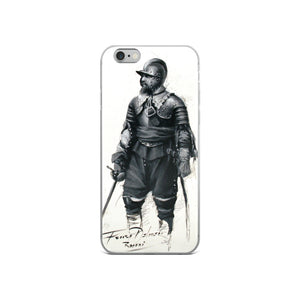 Funda iPhone - Rocroi 1643, Dignidad