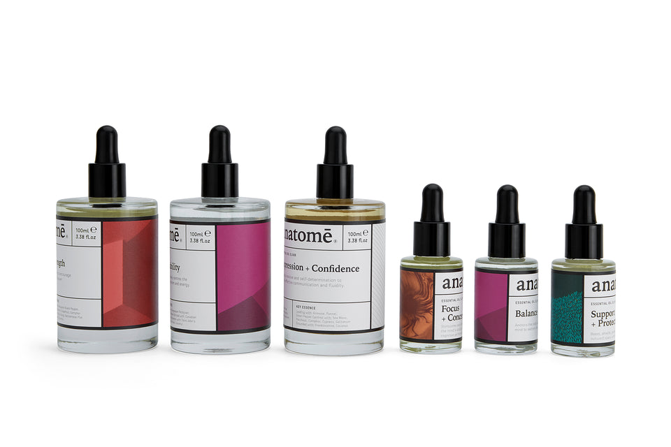 anatomē, a British brand is collection of therapeutic essential oil blends to support your lifestyle.