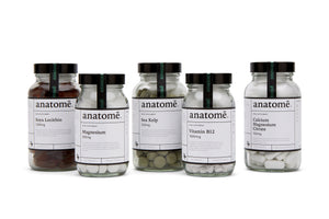 anatomē, a British brand is collection of compounds that will support your diet