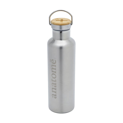 Stainless steel insulated double walled anatomē water bottle 750ml Merchandise anatomé