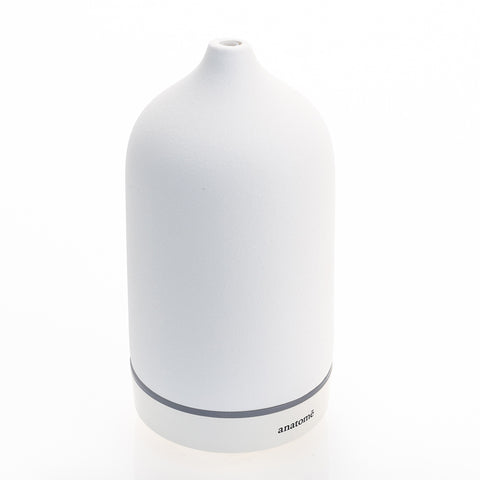 White Ceramic Essential Oil Diffuser & Humidifier