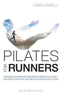 Pilates for Runners by Harri Angell - anatomé