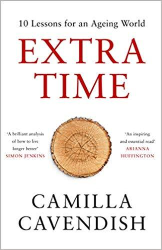 Extra Time by Camilla Cavendish - anatomé
