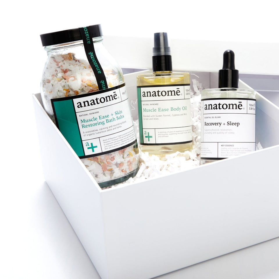 Muscle Ease + Recovery Gift Set - anatomé