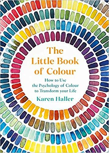 The Little Book of Colour by Karen Haller - anatomé