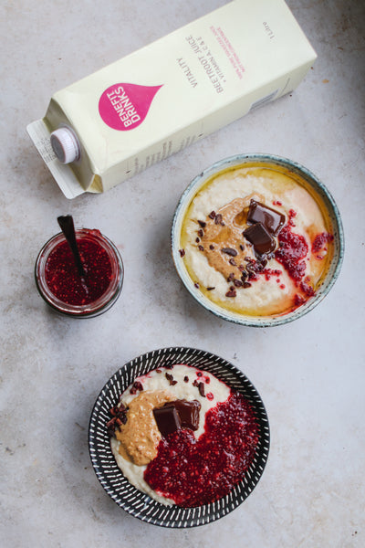 Beetroot and Berry Jam | Benefit Drinks
