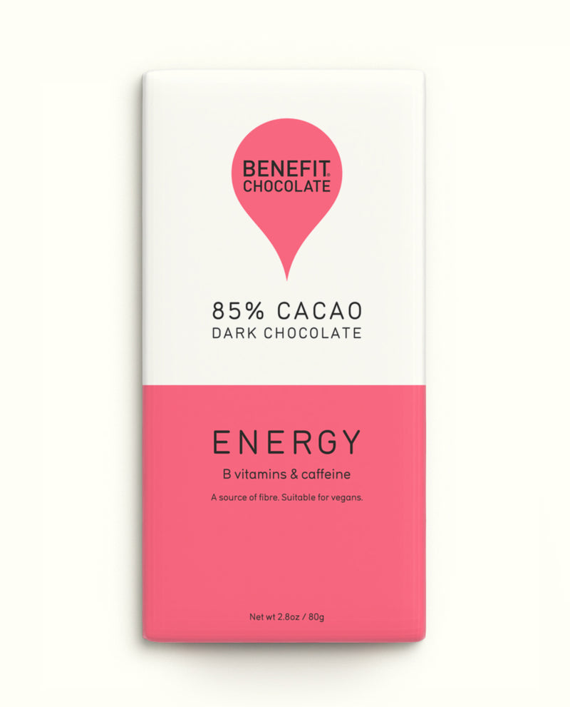 BENEFIT® CHOCOLATE: Energy 80g
