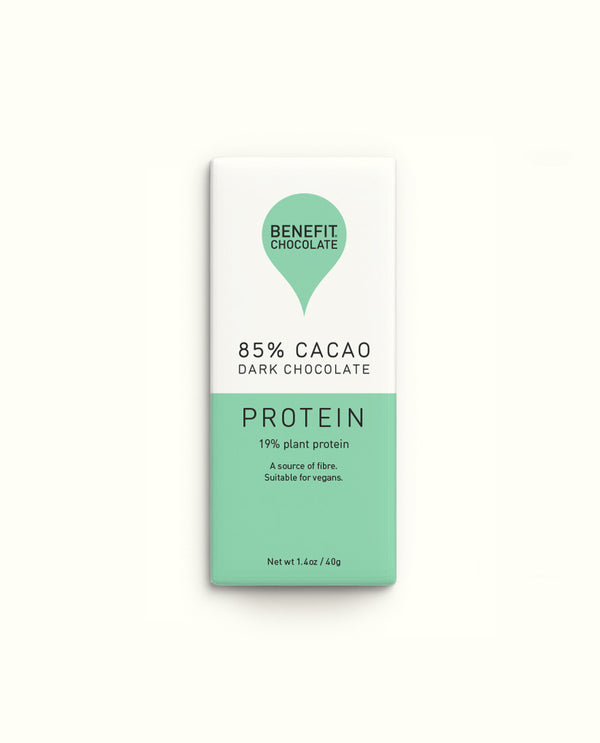 BENEFIT® CHOCOLATE: Protein 40g