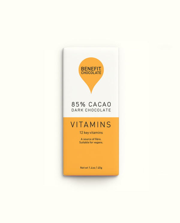BENEFIT® CHOCOLATE: Vitamin 40g