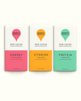 BENEFIT® CHOCOLATE: Triple Pack 80g
