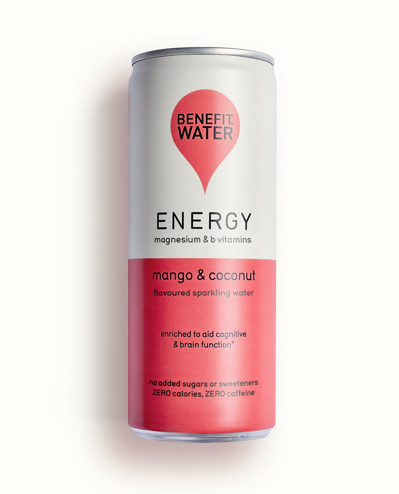 BENEFIT® WATER: mixed 250ml x 12