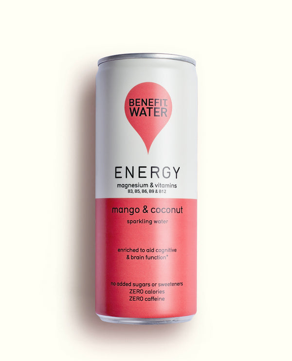 BENEFIT® WATER: Energy 250ml x 12