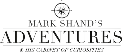 Mark Shand's Adventures and his Cabinet of Curiosities