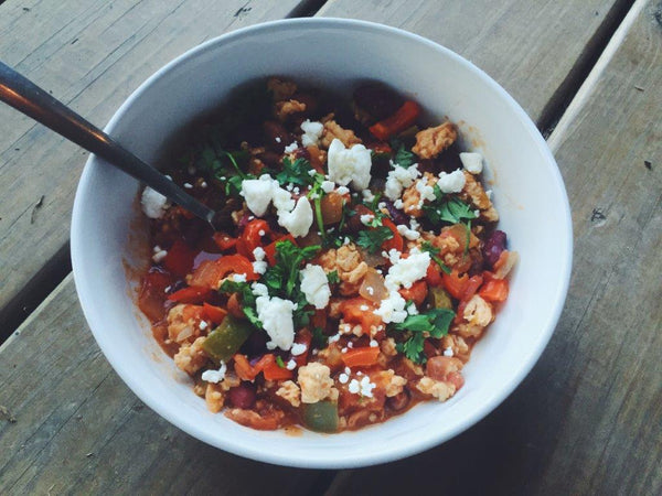 Hearty, Healthy Chili