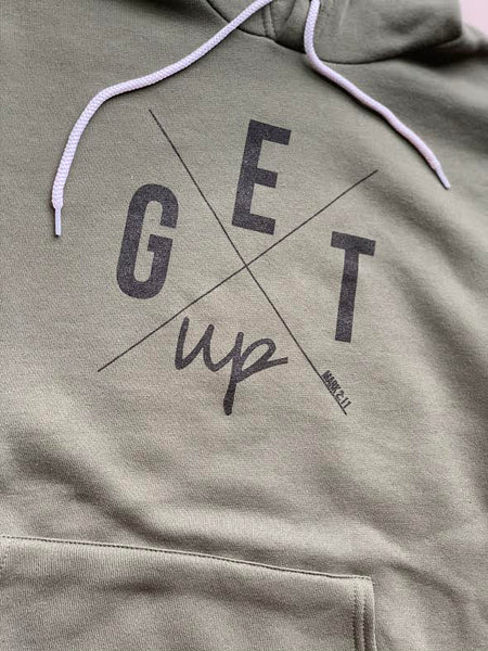 Get Up Fleece Hoodie