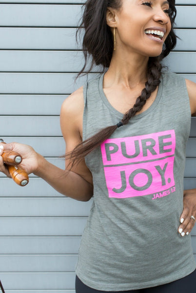 Pure Joy Muscle - Cross Training Couture