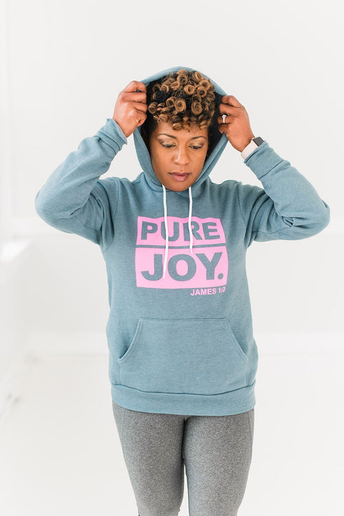 Pure Joy Hoodie - Cross Training Couture