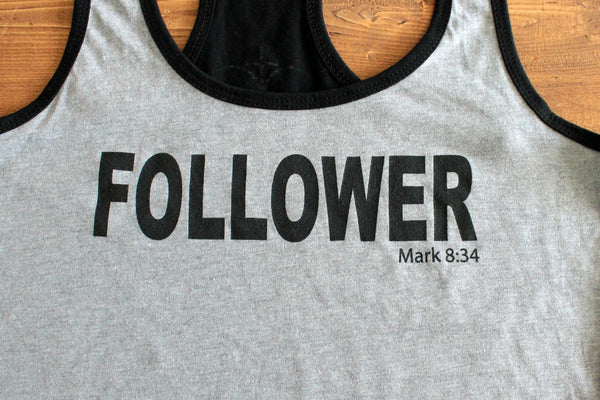Follower Tank - Cross Training Couture