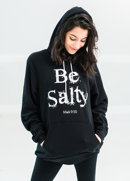 Be Salty Hoodie - Cross Training Couture