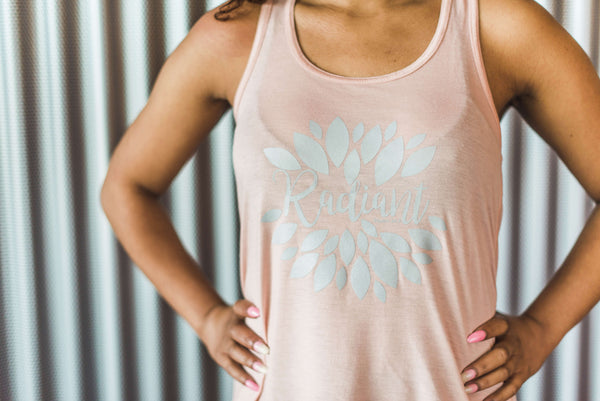 Radiant Flowy - Cross Training Couture