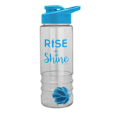 Rise + Shine Shaker Bottle - Cross Training Couture