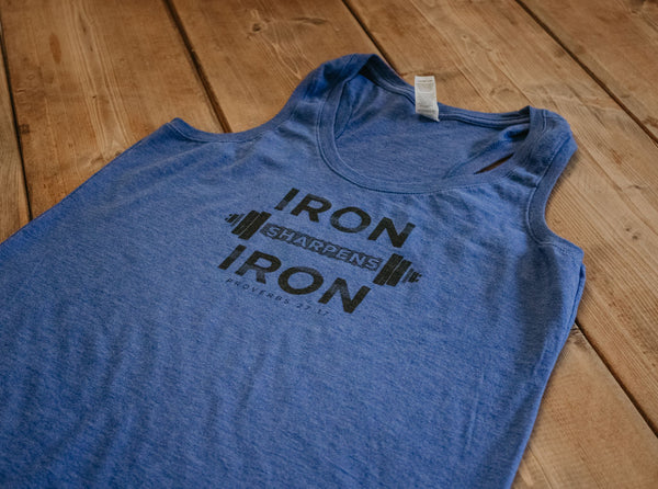 Iron Sharpens Iron Tank