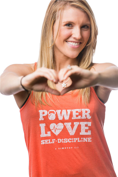 xOUT OF PRINT Power, Love, Self-Discipline - Cross Training Couture