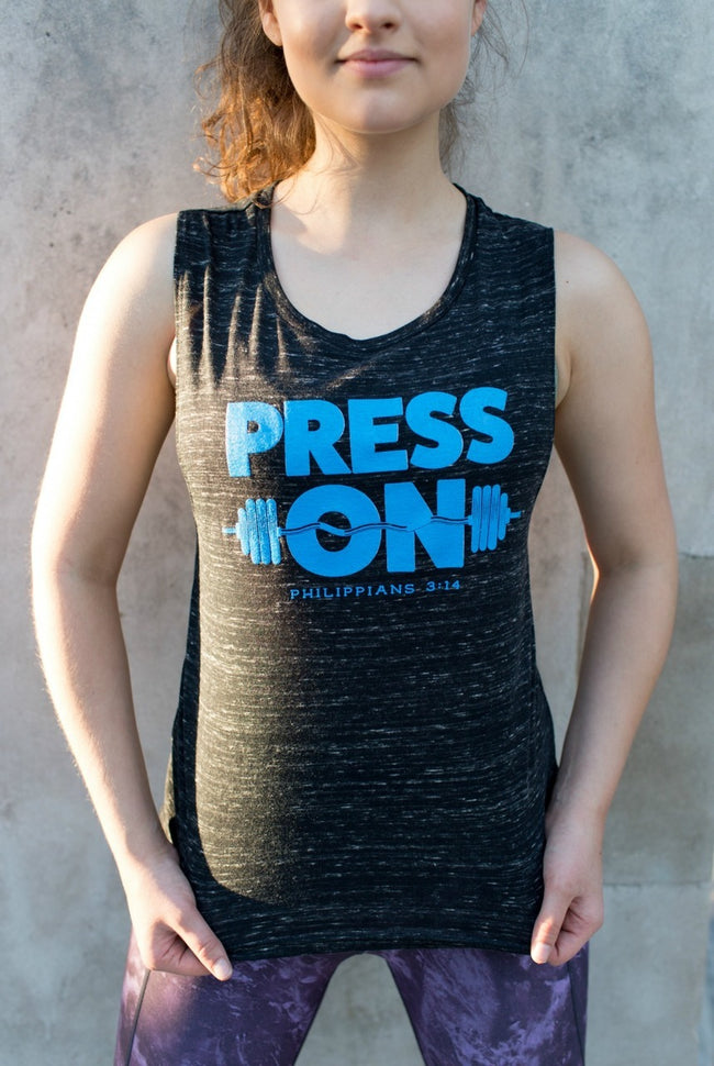 Neon Press On Muscle