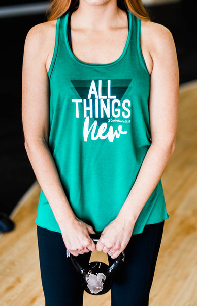 All Things New Flowy - Cross Training Couture