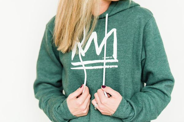 Crown Hoodie (XS, S Available)