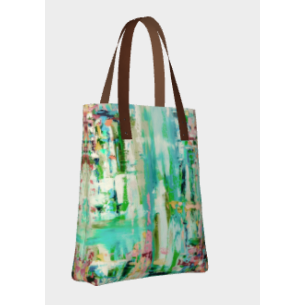 Beach Tote  - Willow Green