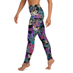 Bright Butterfly Matching Bottoms