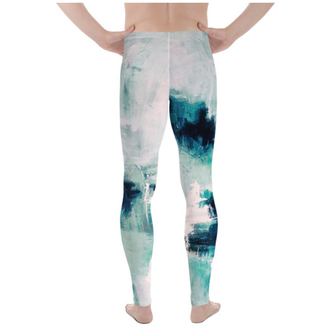 Men's Aquatic Athletic Bottoms