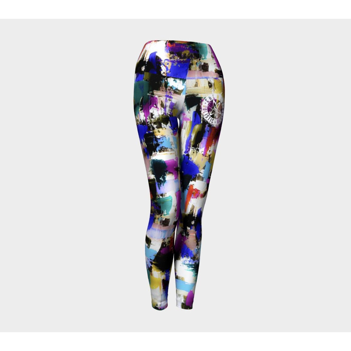 Mindy's Multicolor Power Punch full length
