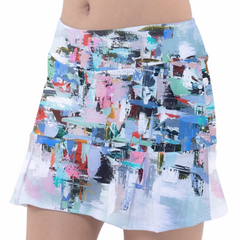 Muted Candy Tennis Skirt