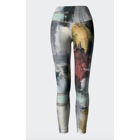 Sandstone Yoga Leggings