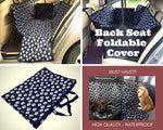 Back Seat Waterproof Foldable Mat