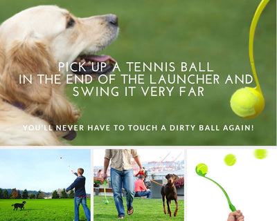 Dog Ball Launcher - Bestseller!