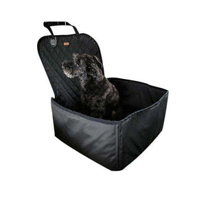Charlie Buddy - Hand picked products for your dogs and cats-2 in 1 Comfortable Dog Car Seat-Black