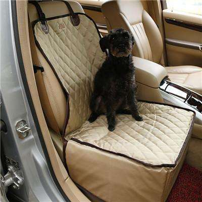 Charlie Buddy - Hand picked products for your dogs and cats-2 in 1 Comfortable Dog Car Seat